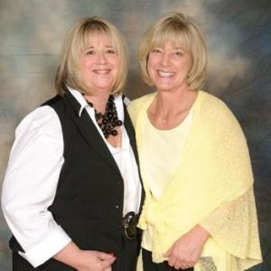 Patti Lee and Gloria (Jeans) Tollefson Crawford
